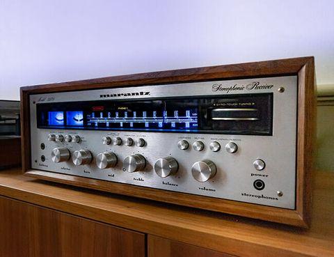 Vintage Marantz Integrated Amplifier
