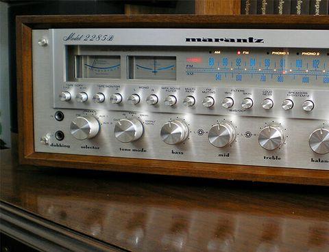 Best Vintage Marantz Integrated Amplifier