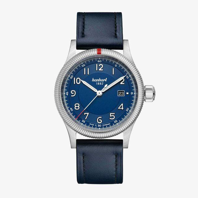 Hanhart-PIONEER-One-blue-gear-patrol-full-lead