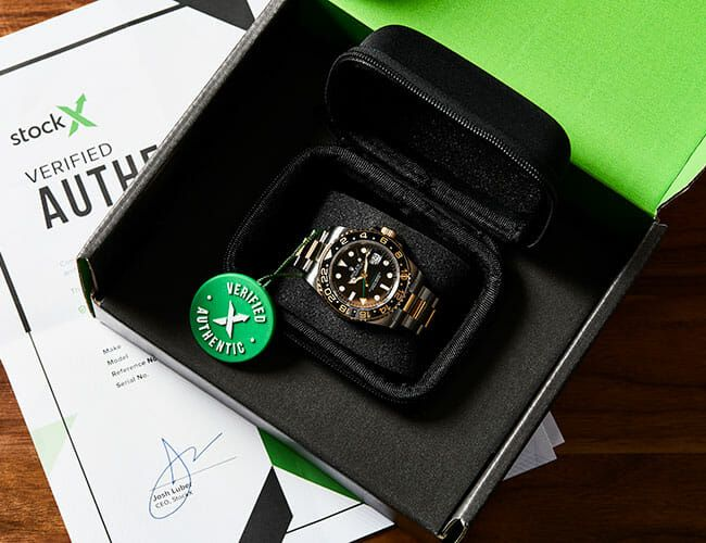 How to Buy a Pre-Owned Watch on StockX