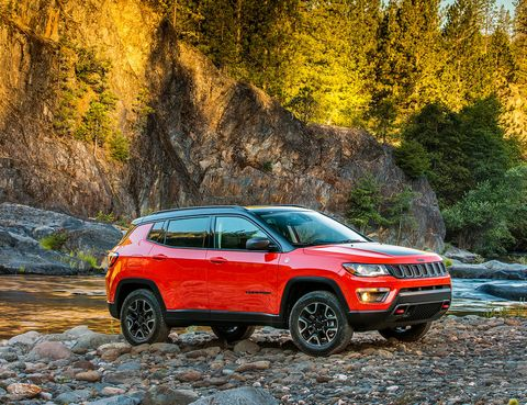 2019 Jeep Compass Review The Cheap Unsung Hero Of The Lineup