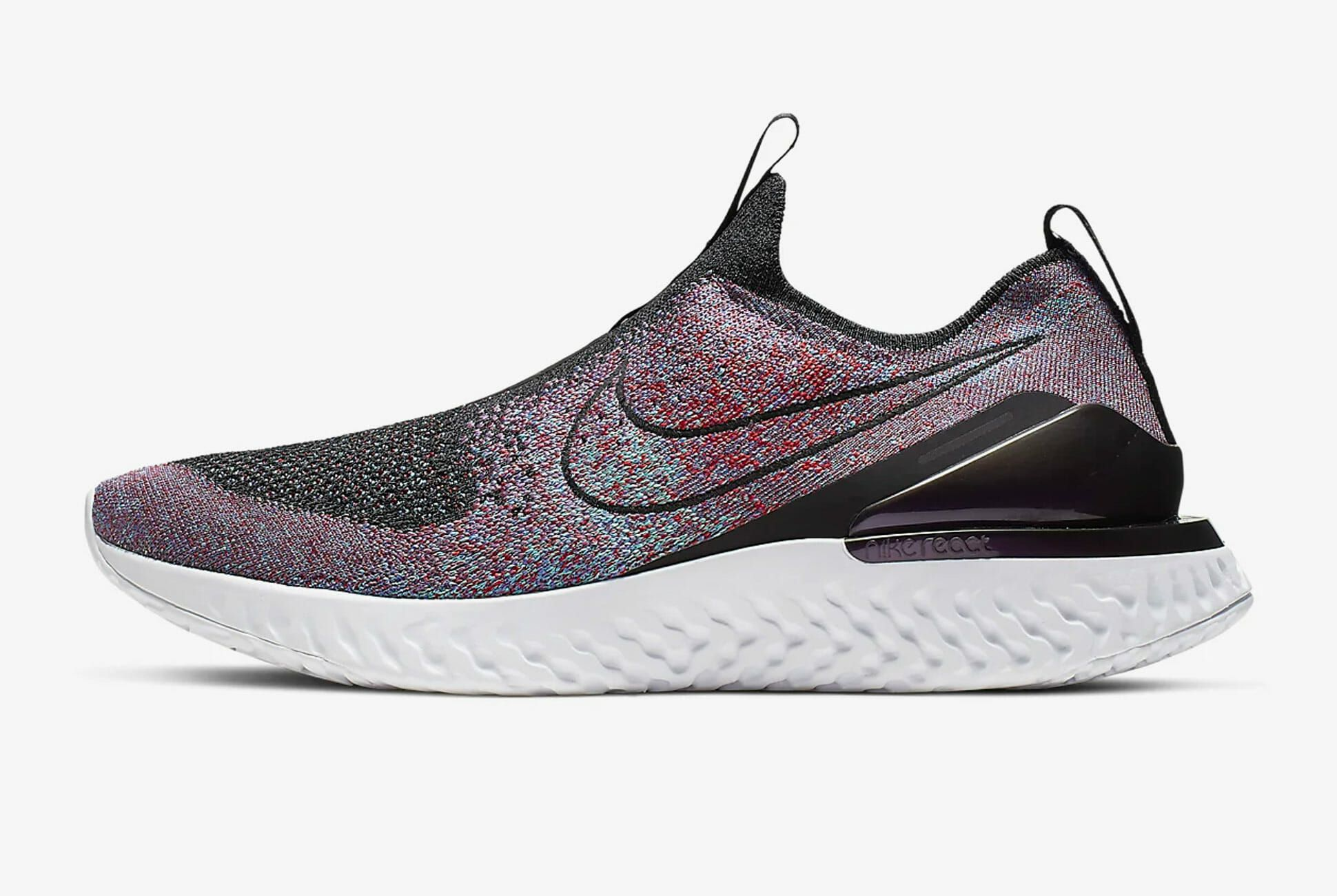 This Nike Laceless Running Shoe Is the