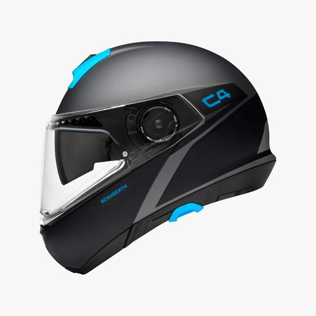 schubert c4 spark helmet motorcycle quiet