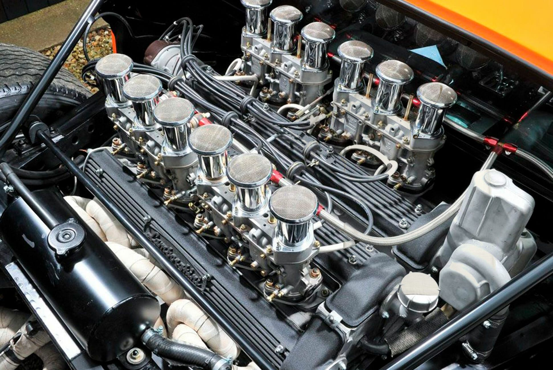 The Most Beautiful Engine Bays of All Time   Beautiful Engine Diagram      Gear Patrol