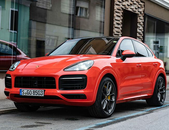 2020 Porsche Cayenne Coupe Review Cutting The Right Corners