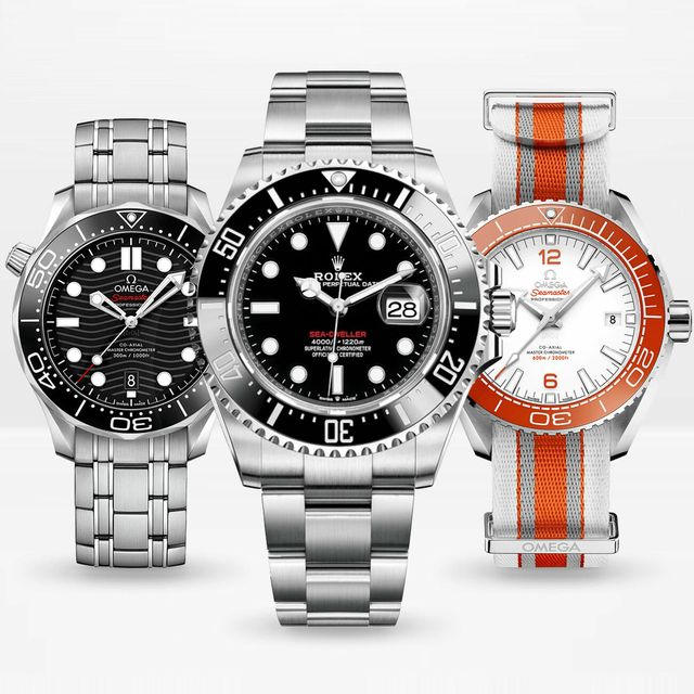 5 watches worn by professional saturation divers gear patrol lead full