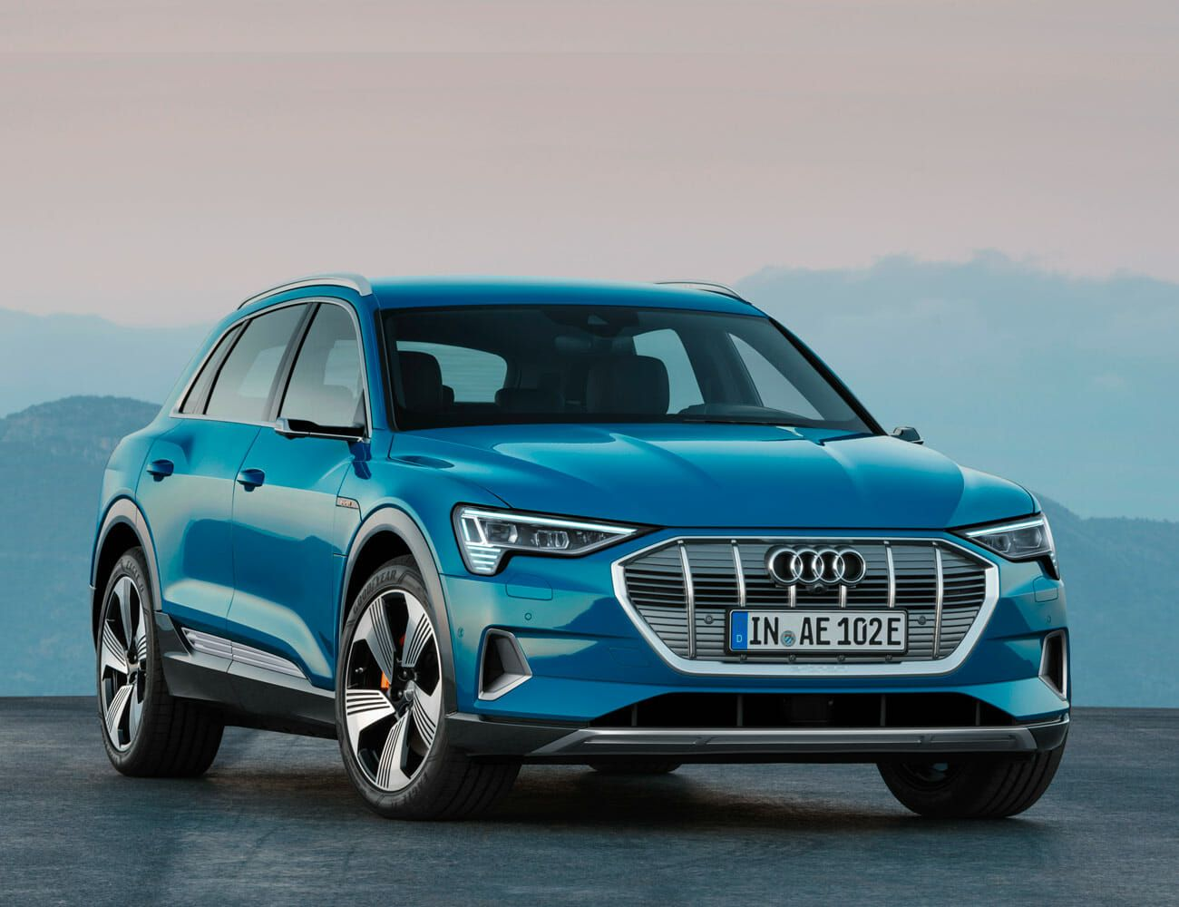 The Audi E Tron Is Better And Cheaper For 2021