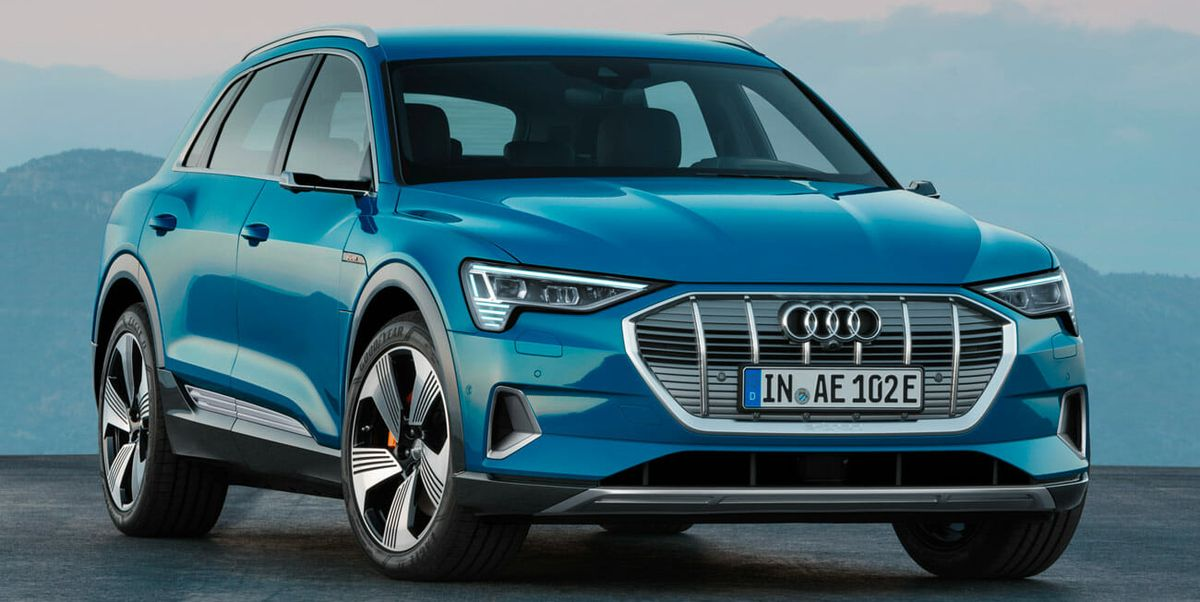 Audi's E-Tron Electric SUV Is Better and Cheaper for the New Model Year