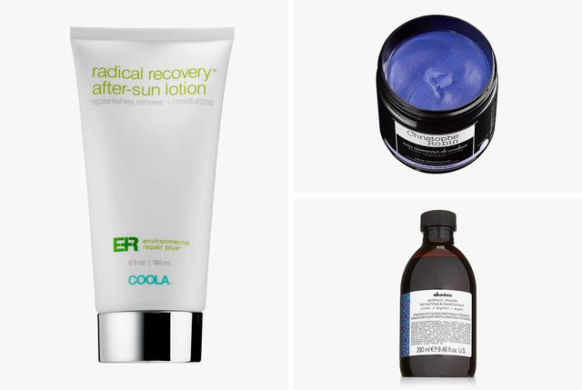 best hair and skincare products for the beach gear patrol full lead