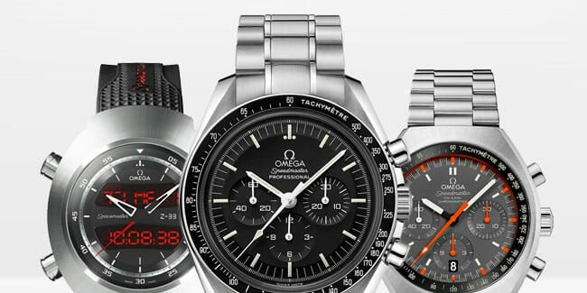 How to Buy an Omega Speedmaster Watch