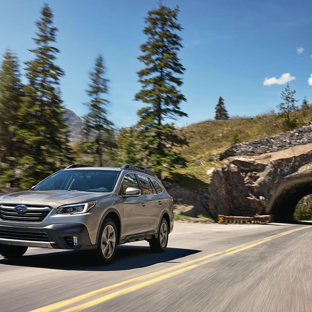 the 2020 subaru outback may be new, but it's still a great