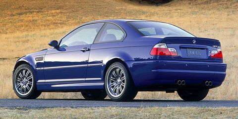 bmw m3 e46 gear patrol