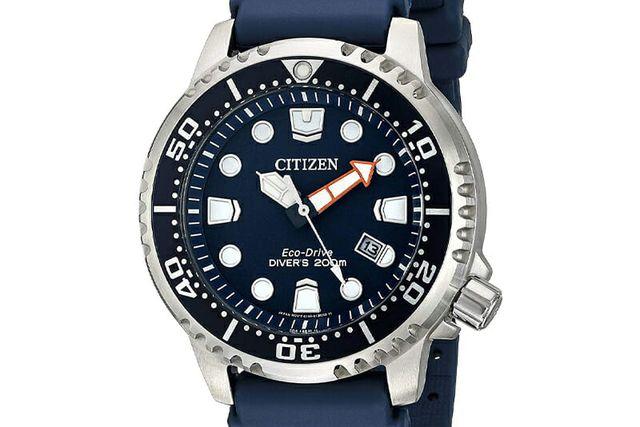 citizen mens eco drive promaster diver watch gear patrol