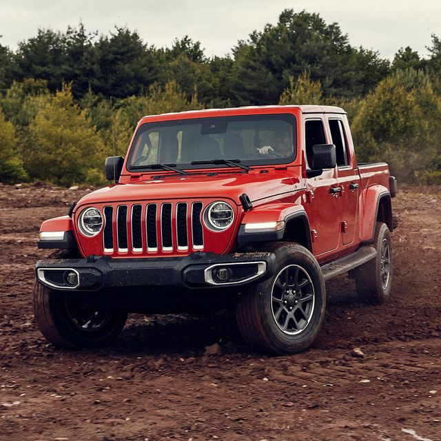 Lease A Jeep Gladiator It Will Be Cheaper Than A Wrangler Bull Gear Patrol