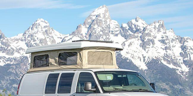 Live #VanLife Like Jimmy Chin by Renting His Personal Camping Van