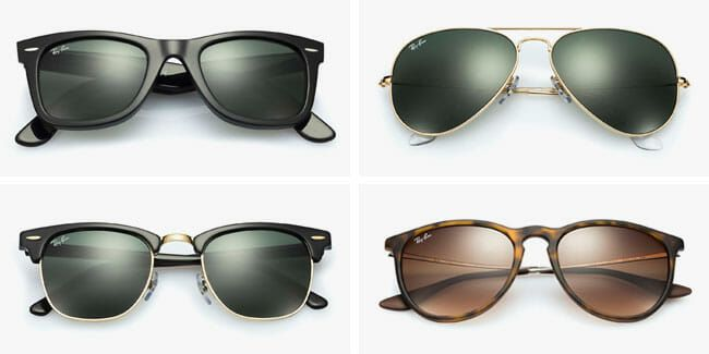 The Complete Buying Guide to Ray-Ban Sunglasses
