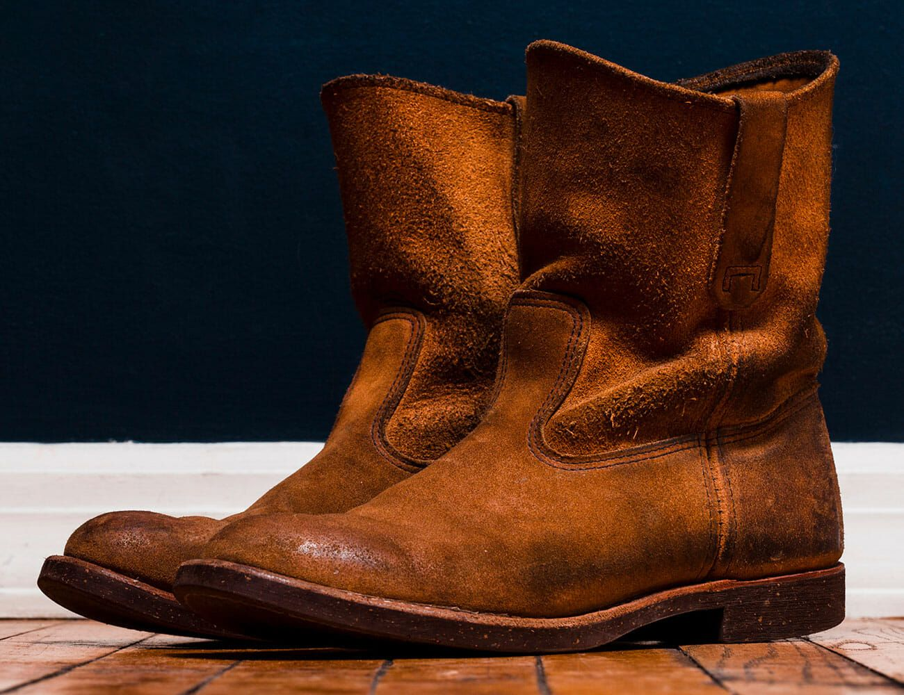 These Iconic Red Wing Pecos Boots Are
