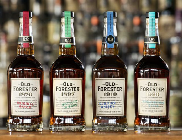 old forester 1910 gear patrol feature