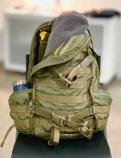 Contable Condimento Mexico  From Haversacks to Skate Bags: The Secret History Of Military Packs