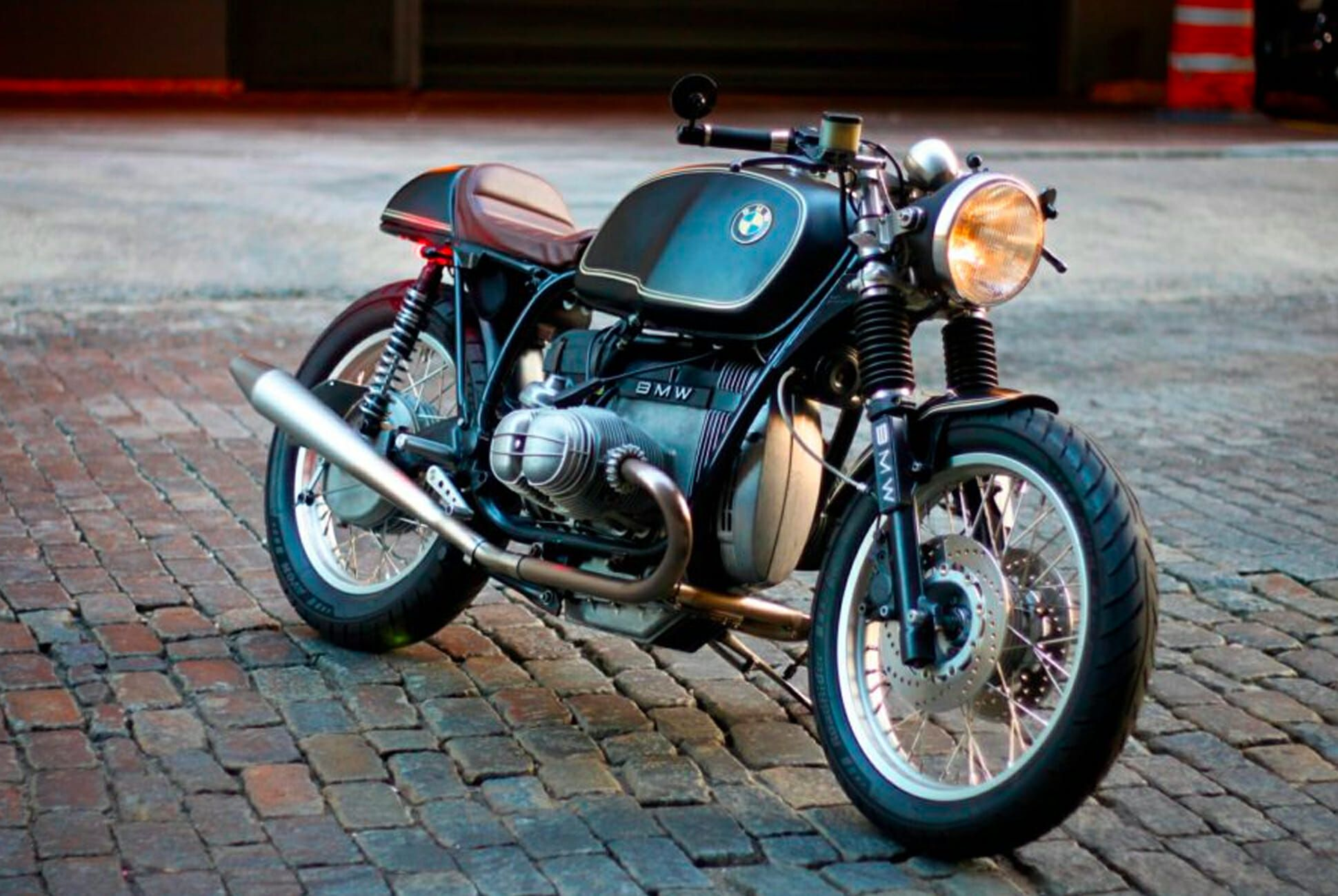 This Custom Bmw Cafe Racer Proves Some Motorcycles Are Truly Timeless