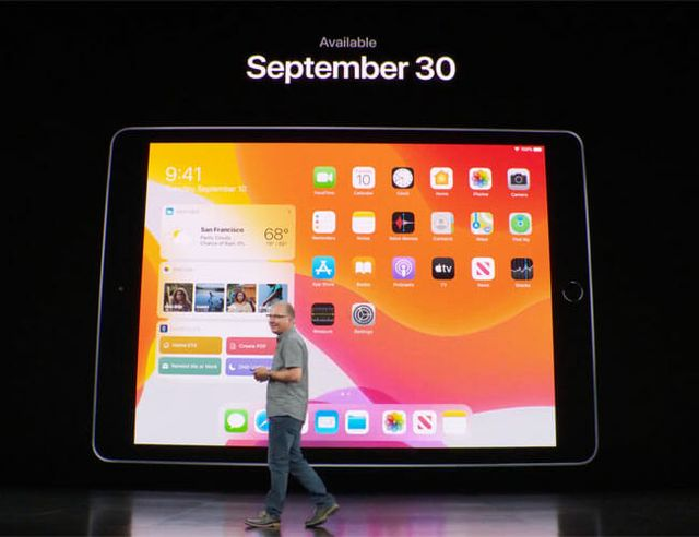 apple event ipad with a keyboard gear patrol feature