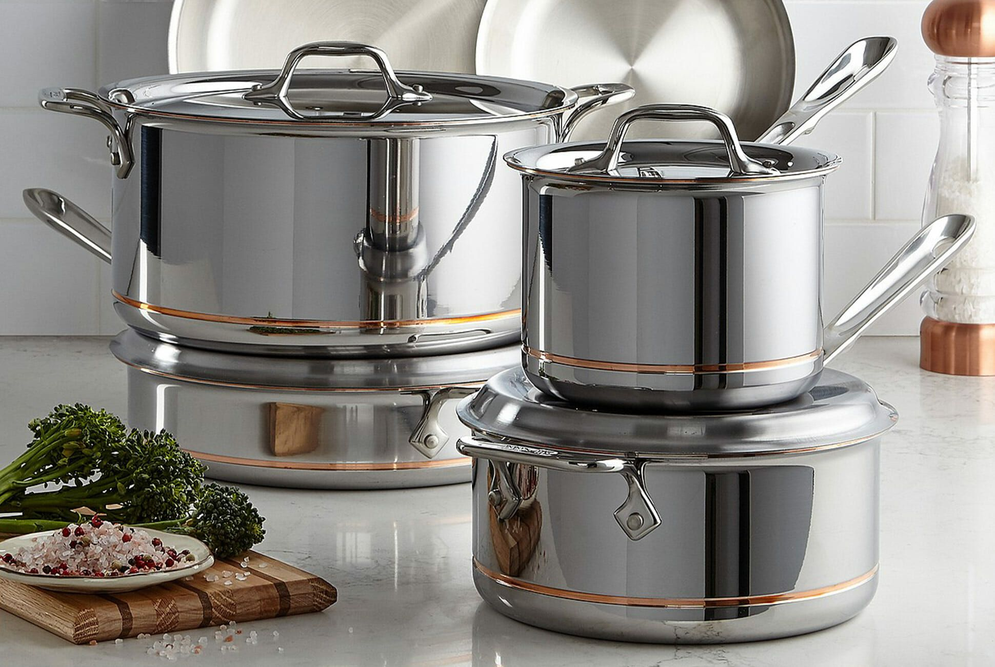 The Best Everyday Pots And Pans For Every Kind Of Cook