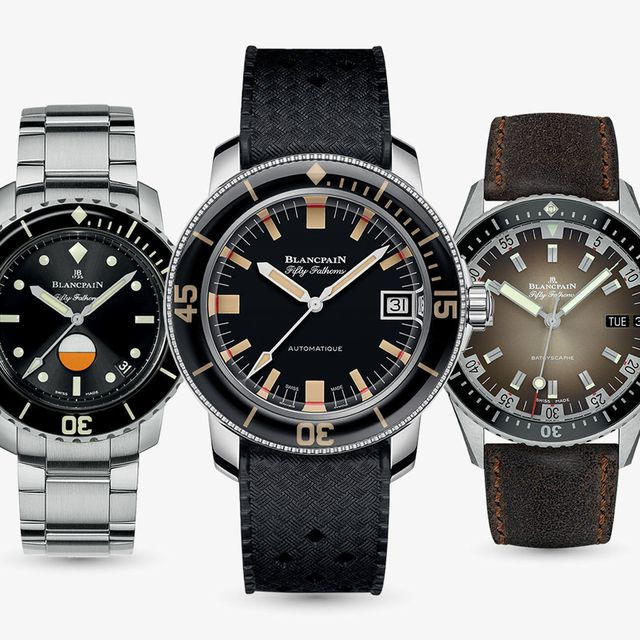 complete buying guide to the blancpain gear patrol lead full