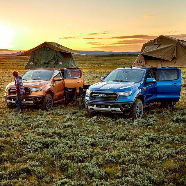 family overlanding in ford ranger fx4 gear patrol lead full v2