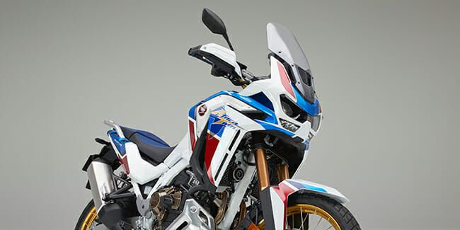 Honda's New Africa Twin Marks a New Generation Of a Legendary Motorcycle