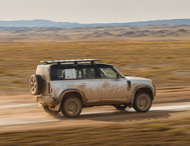 land rover defender gear patrol lead featured