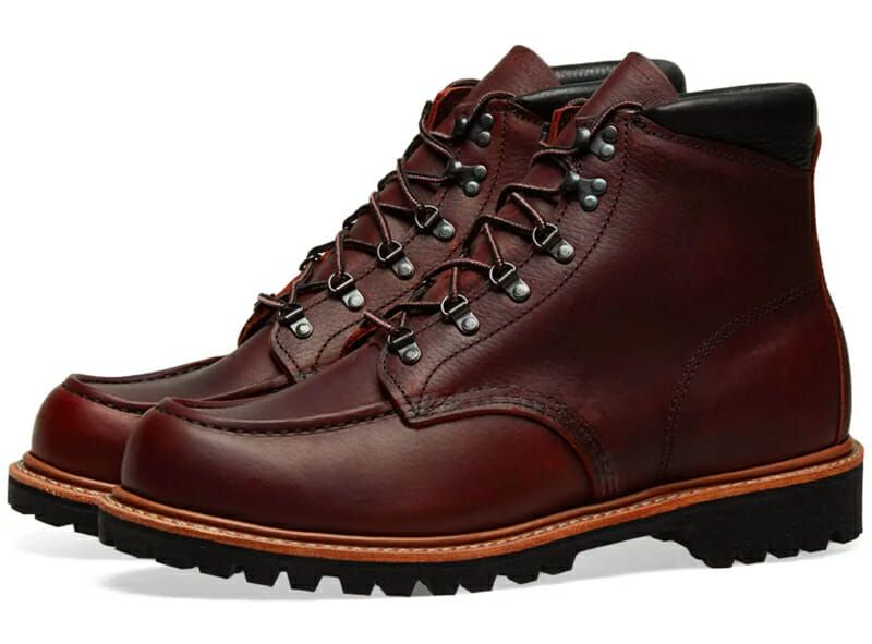 These New Red Wing Heritage Boots Are