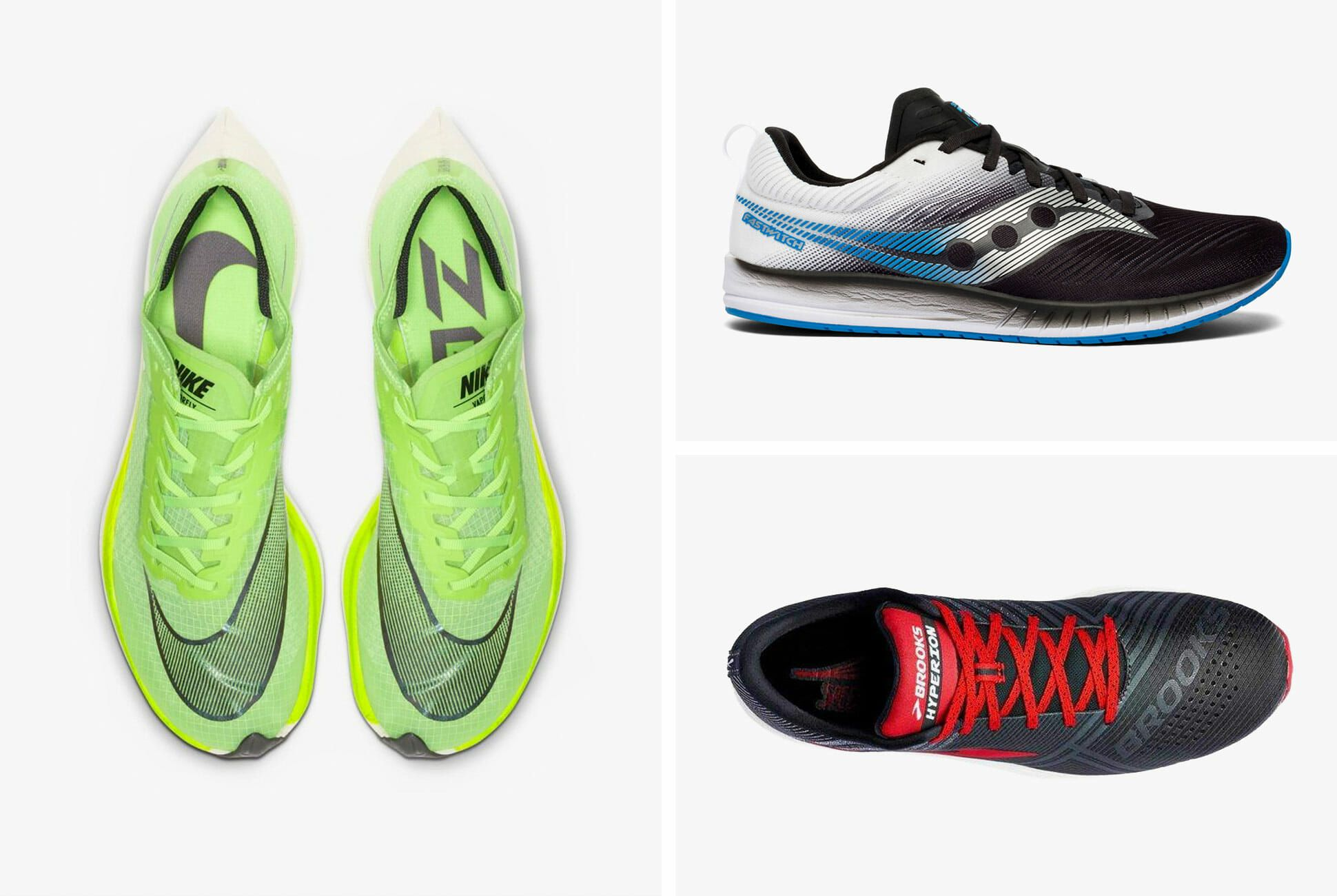 Shoes You Need to Run Your Fastest Mile