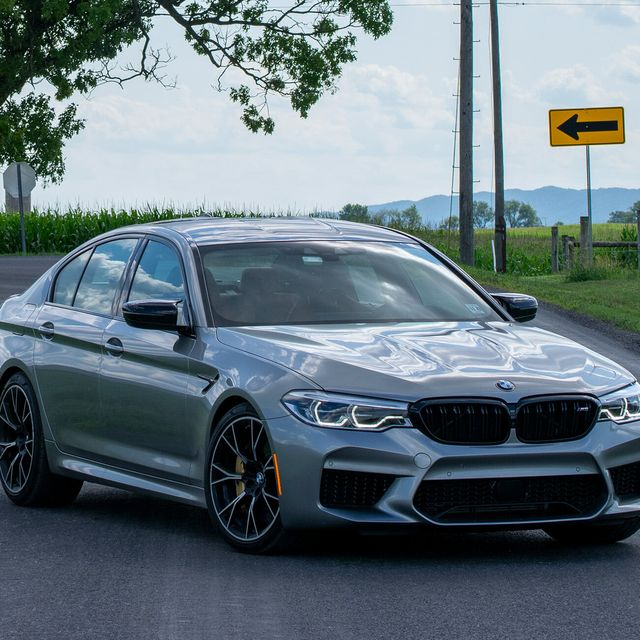 2019 bmw m5 competition review gear patrol lead full