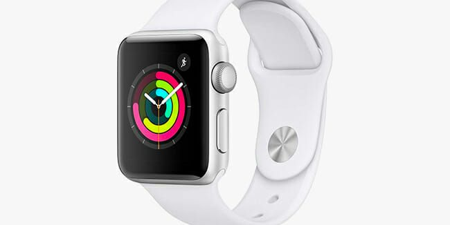 The Apple Watch Series 3 Is Back Down to $170 (Its Lowest Price Ever)