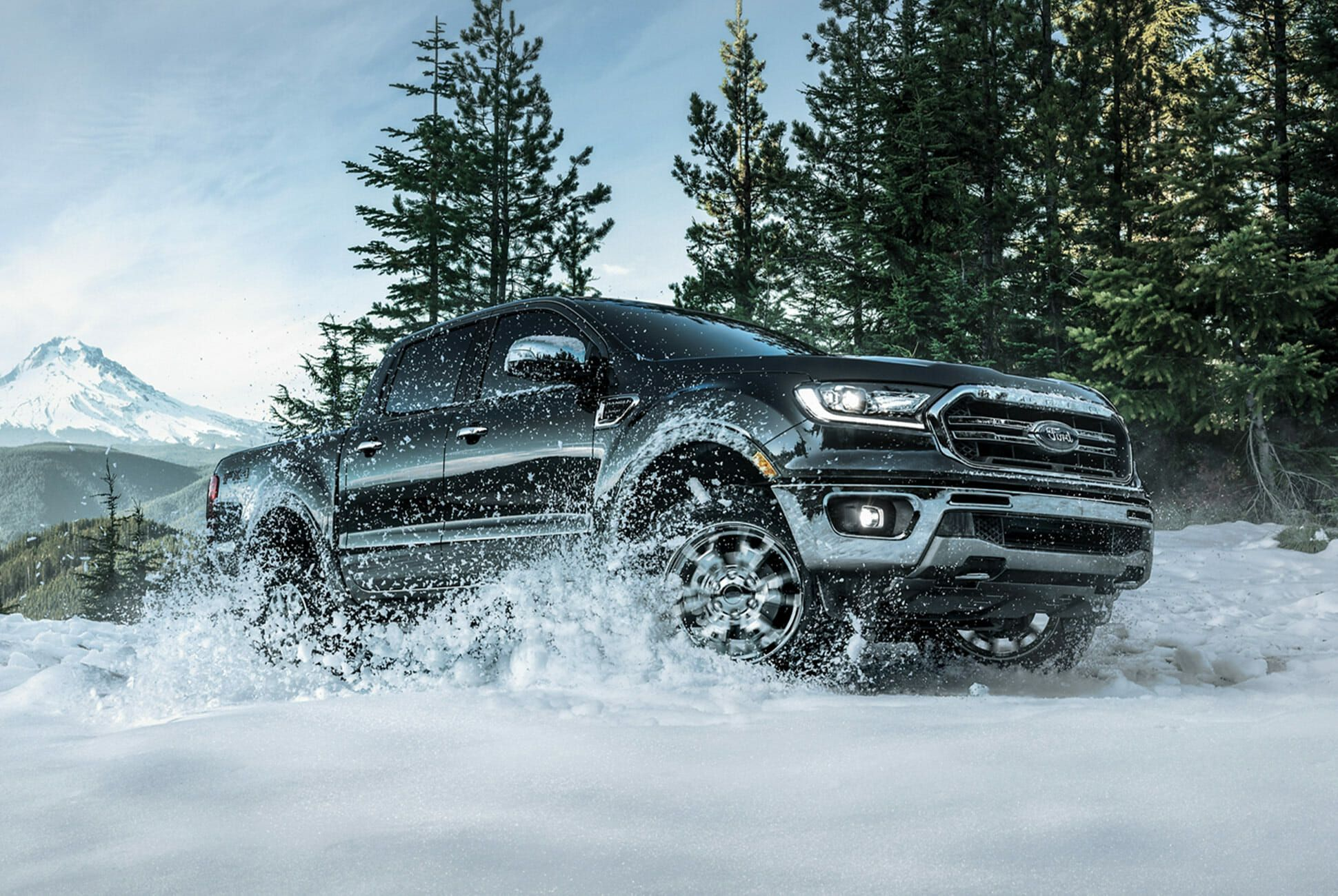The Complete Midsize Truck Buying Guide Bull Gear Patrol
