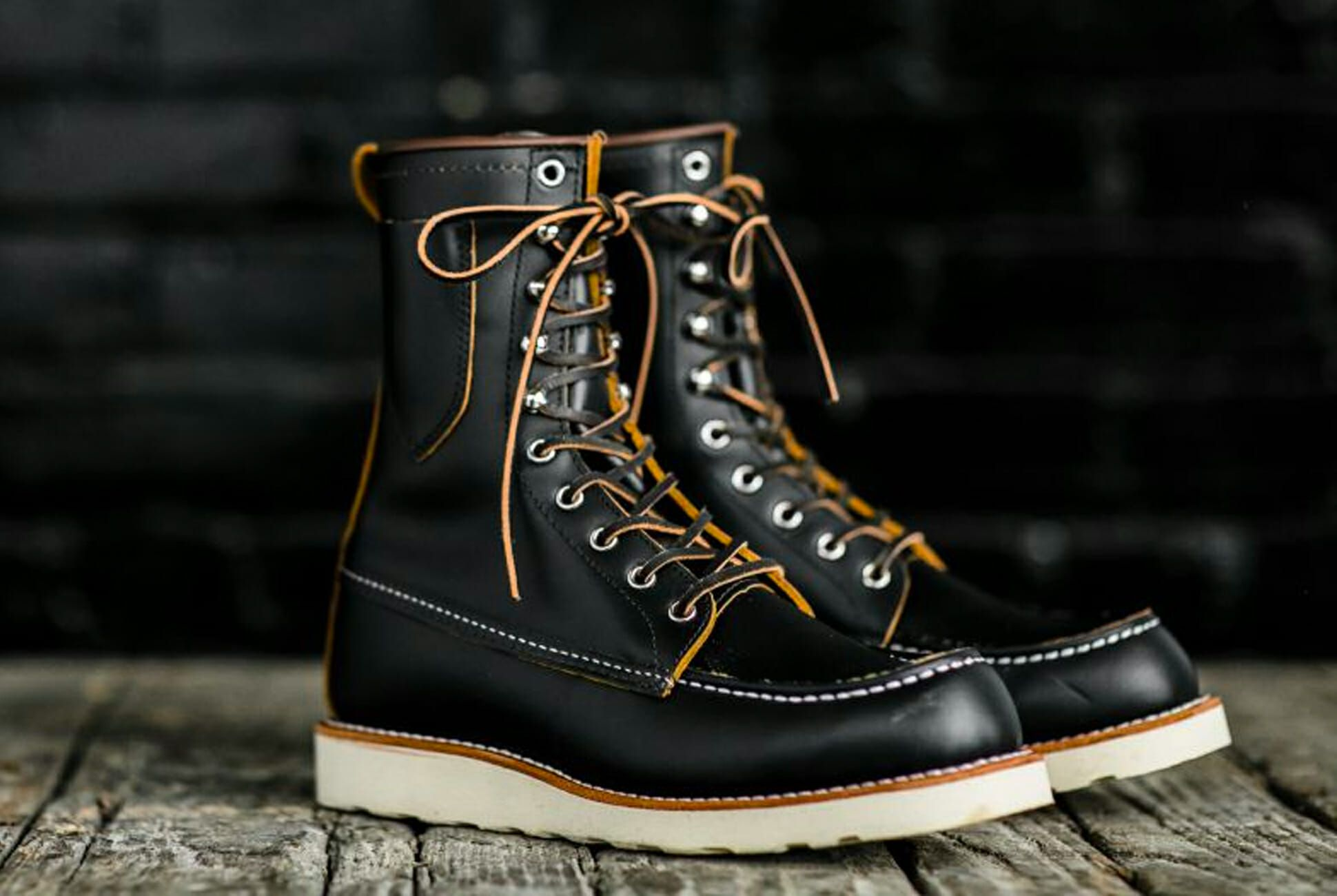 These Archival Red Wing Heritage Boots