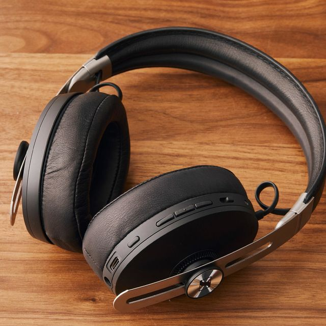 sennheisers noise canceling headphones are a beautiful blend of old and new gear patrol lead full