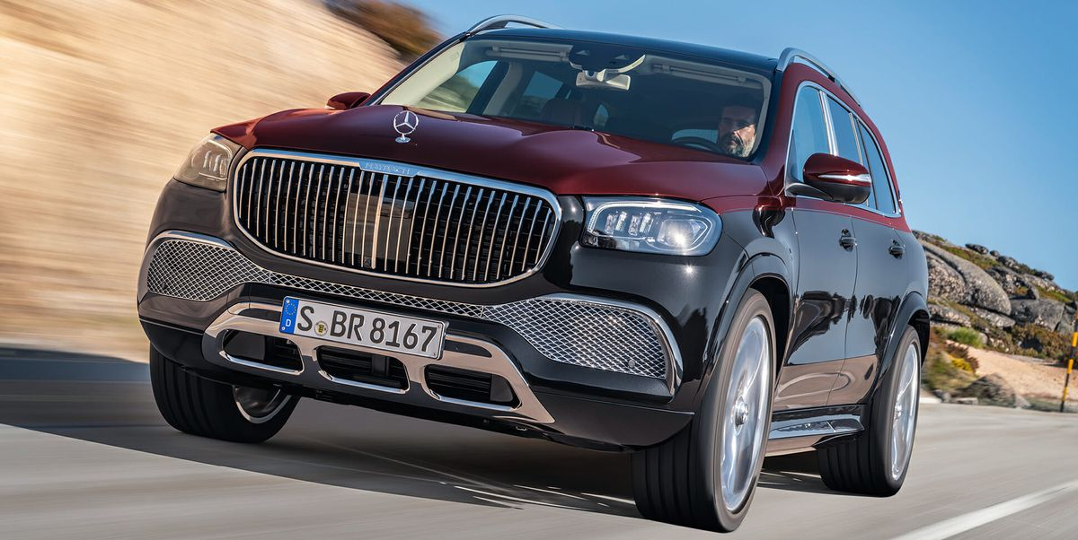 Mercedes-Benz's New Most-Expensive SUV Isn't a G-Wagen
