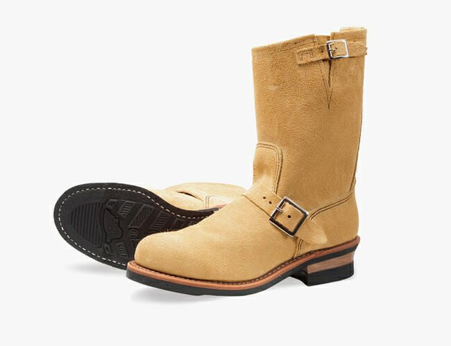 These Red Wing Engineer Boots Are