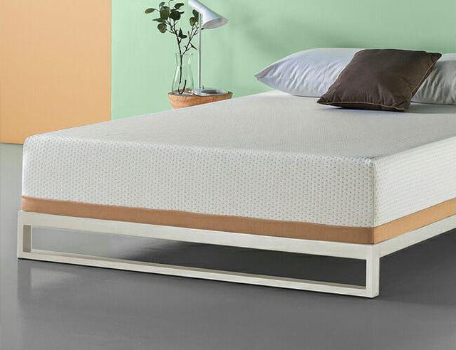 zinus mattress gear patrol feature