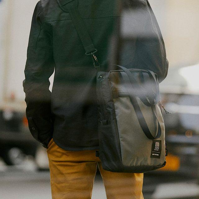 Topo x Gear Patrol Backpack Tote