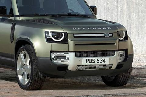 2020 land rover defender gear patrol