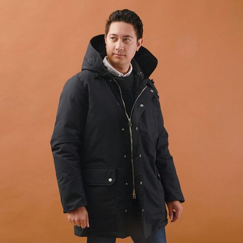 parka sale gear patrol full lead