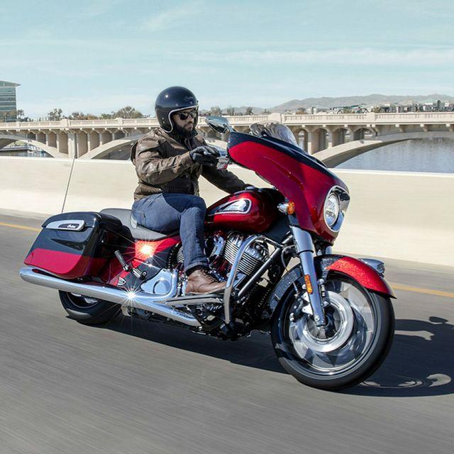 500 mile winter motorcycle trip gear patrol lead full