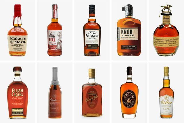 best bourbons to buy at every price point gear patrol lead full