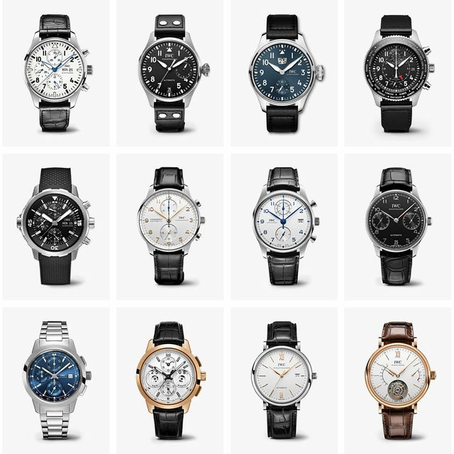 complete buying guide to iwc watches gear patrol lead full 2