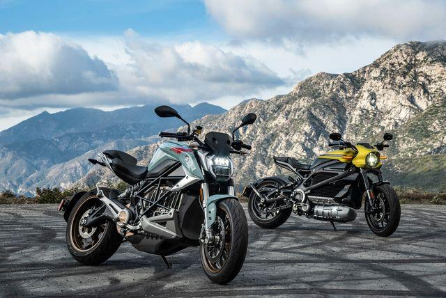 harley davidson livewire zero motorcycles sr f