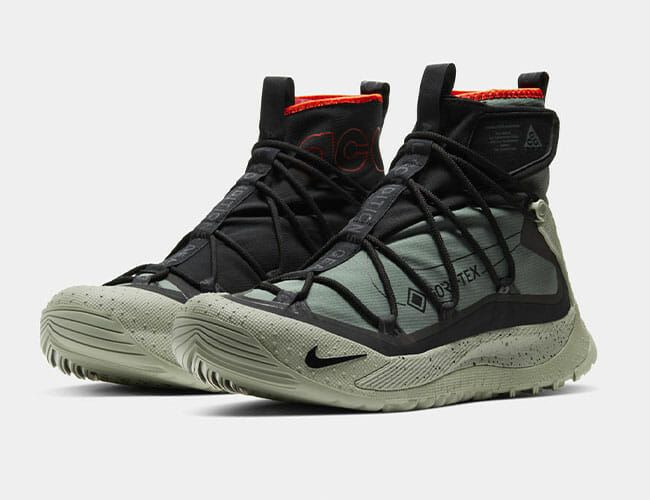 Nike's New Winter Boots Are Unlike Any