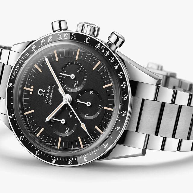 omega speedmaster moonwatch 321 stainless steel gear patrol full lead