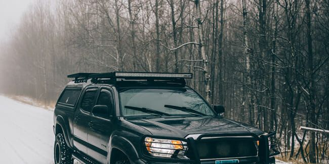 Want to Live Out of Your Pickup Truck? Here's How to Start
